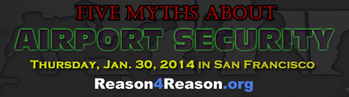 Five Myths About Airport Security