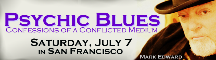 Psychic Blues, Sat. July 7 in San Francisco